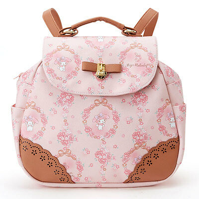 My melody Backpack F/S Kawaii SANRIO from JAPAN with tracking