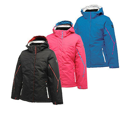 Dare2b Parody Girls Waterproof Breathable Ared VO2 6000 Ski Jacket 9-10