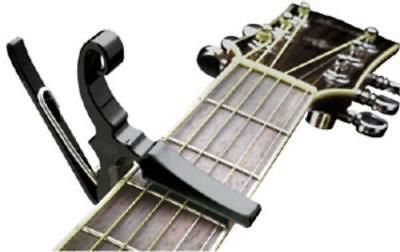 Guitar Capo Quick Release Spring Trigger banjo Ukulele electric acoustic clamp