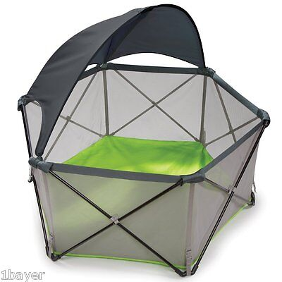 @NEW Summer Infant Baby Safety Toddler Pen Playard Play Yard Foldable Tent