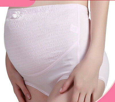 XL Pregnant Women Mother Maternity Shorts Knickers Underpants Panties Briefs