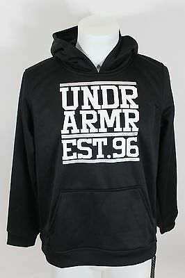 Under Armour Coldgear Branded Hoody capuchontrui JUNIOR.