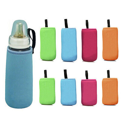 Bottle Feeding Cushion Baby Thermal Bag Warmer Milk Kid Cover Insulate Cup