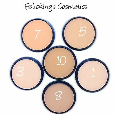 Crème Puff Face Compact Pressed Powder Brand New All Shades