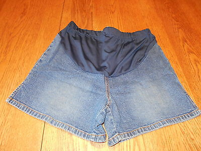 Old Navy Stretch Maternity Shorts sz S