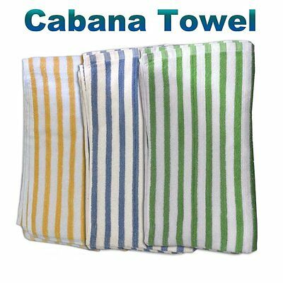 100% Cotton Cabana Towel