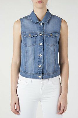 Only Gilet in Jeans #15115744