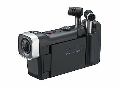 Zoom Q4n Handy Video Recorder Free Domestic Shipping B-Stock