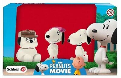 Schleich SCHLEICH - Scenery Pack Snoopy & His Siblings