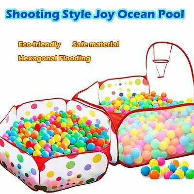 0.9M/1.2M Ocean Ball Pool BabyToy Swimming Pool Baby Play Tent Pit Ball
