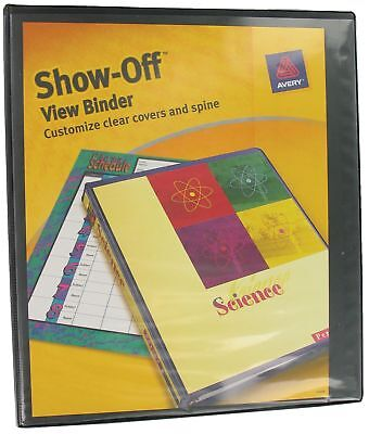 "Avery Ct-20 12050 2"" Show-Offâ""¢ View Binders,No CT-20 12050"