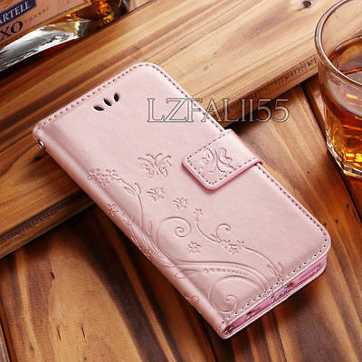 Luxury Flip Stand Magnetic Wallet Leather Case Cover For iPhone 5s SE 7 6s Plus
