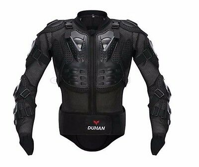 DUHAN Motorcycle Full Riding Body Protective Motorcross Body Armor safety Vest