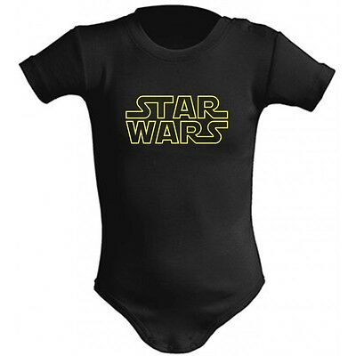 Body Bebe Star Wars