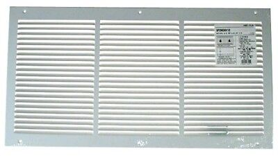 "American Metal Products 372w24x12r 24"" X 12"" White Return Air,No 372W24X12R"