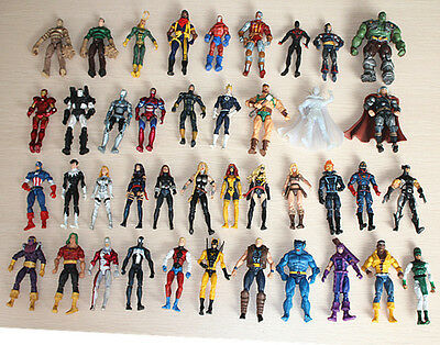 """Marvel Comic Collection Select Your Own 3.75"""" Figure 60 to Choose From Loose"""