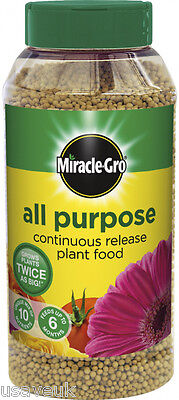 Miracle Gro Slow Release All Purpose Plant Food 1kg Shaker Jar