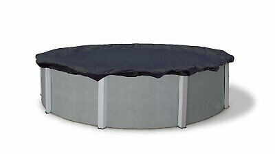 Winter Mesh Pool Cover Above Ground 15/16 Ft Round Swimming Pool