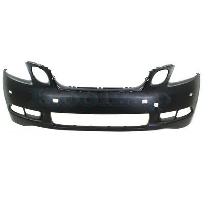 Plastic Primed For Accord 06-07 CAPA Front Bumper Cover