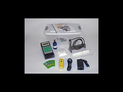 ionSpa Personal - Complete Ionic Footbath Kit (MADE IN THE USA)