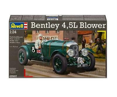 Revell 07007 1:24 Bentley 4,5L Blower