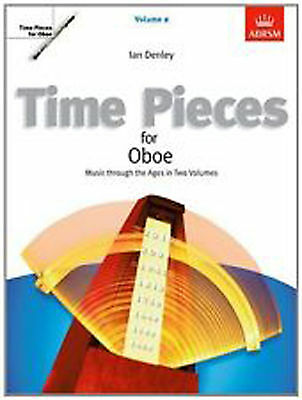 TIME PIECES FOR Trumpet & Piano Volume 1 Grades 1-4 ABRSM Sheet