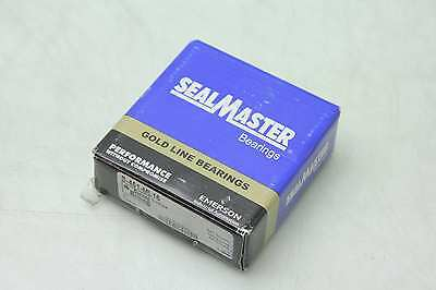 """New Sealmaster S-451-ML16 Gold Line Mounted Flanged Ball Bearing 1"""" Bore"""