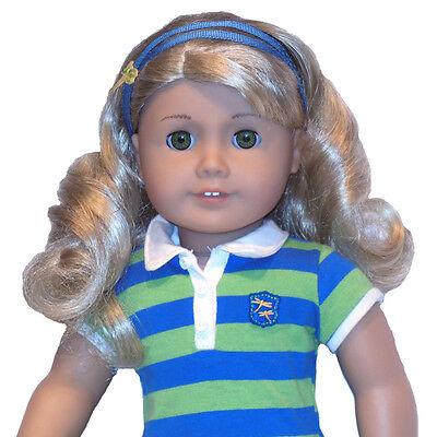 Lanie! Retired American Girl Of Year Doll 2010! Complete With Dragonfly Headband