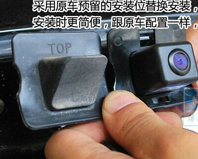 car reverse camera for Mercedes Benz E-class R-class ML-class M ML R W164 color