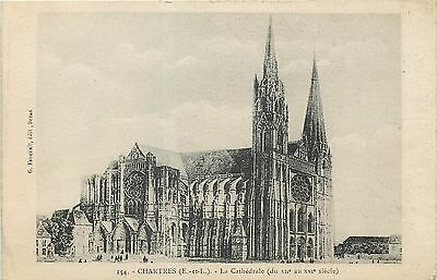 28 Chartres Cathedrale 40018