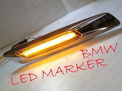 BMW 5er F10 F11 LED SIDE MARKER F10 DESIGN