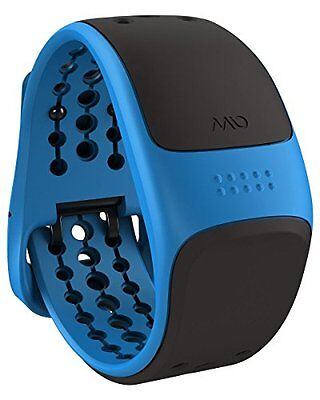 Mio Velo Cycling Heart Rate Wristband - Blue