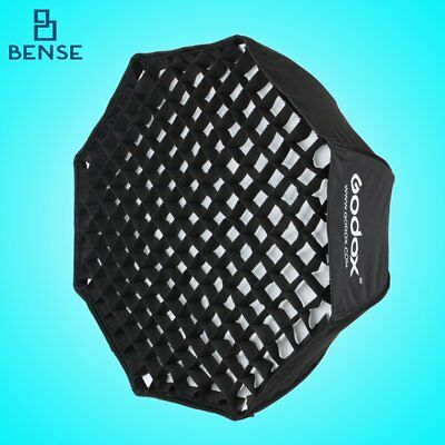 "Godox 120cm / 48"" Foldable Octagon Umbrella Softbox with Honeycomb Grid"