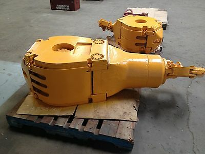 MCKISSICK 100 ton Model 73A spring loaded well servicing block / hook