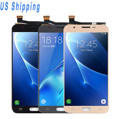 USA LCD Display Touch Screen Digitizer For Samsung Galaxy J7 2017 SM-J727A J727T