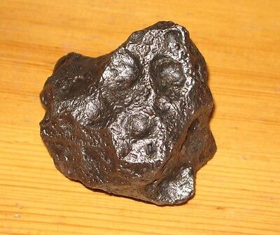 SUPERB, HUGE 1869g CAMPO IRON METEORITE COVERED IN THUMBPRINTS! LOW BUY-IT-NOW!