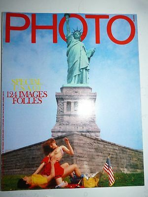 PHOTO FRENCH MAGAZINE #191 aout 1983 special USA 124 images folles