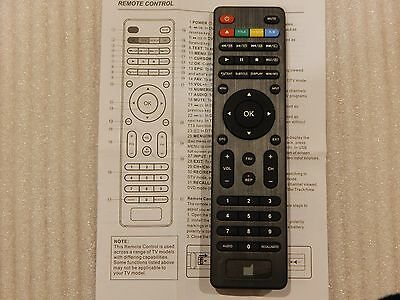 GENUINE Dick Smith LED LCD TV Remote Control Model  GH3048