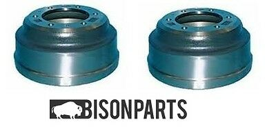 Daf 45.150 (1991 - 2000) Rear Axle Brake Drums Set (1 Pair)