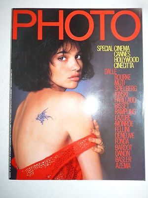 PHOTO FRENCH MAGAZINE #236 mai 1987 special cinema Cannes Hollywood