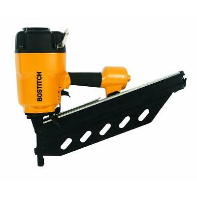 "Bostitch BRT130 5-1/8"" Heavy-Duty Tool-Free Smoot Trip Timber Framing Nailer"