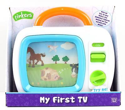 Baby's First TV  Farm Animal Scenes  With Soothing Lullaby New