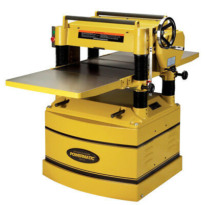 "Powermatic 209 20"" Planer 5HP 1PH 230V - 1791296"