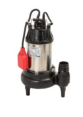 IBO SWQ15-7-1.1 Heavy Duty Submersible Sewage Dirty Water Pump 25m3/h 8m VORTEX