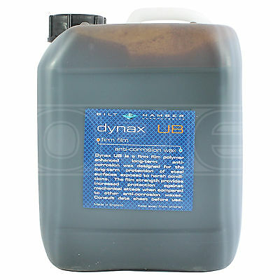 Bilt Hamber Dynax-UB Firm Film Anti-Corrosion Wax 5 Litres 5L - Cavity Body Wax