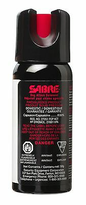 SABRE Dog Spray - Maximum Strength - Professional Size (50g) P-SDAD-03