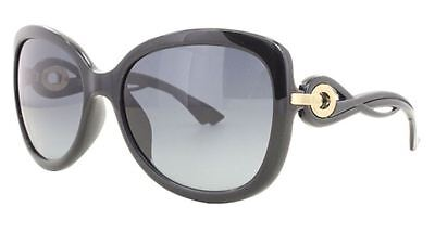 Genuine Christian Dior Twisting Sunglasses Replacement Lenses - Gradient Grey