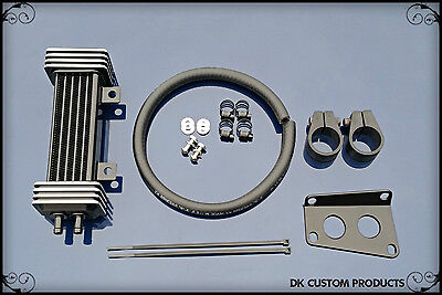 Dual-Cool Oil Cooler for 2009-Up Touring Models Incl. Twin Cool Harley Davidson