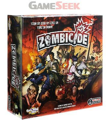 Zombicide Board Game - Games/puzzles Board Games Brand New Free Delivery