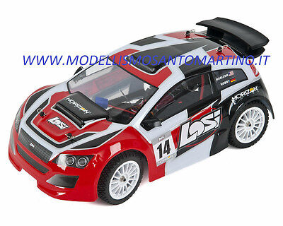LOSI MINI RALLY CAR BRUSHLESS 4WD 1:14 2,4 GHz RTR ART.LOS01008I